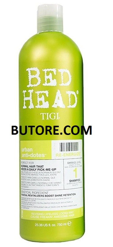 Urban Antidotes Re-Energize Shampoo 25.36oz