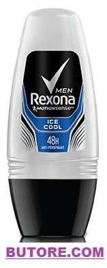 REXONA Men Ice Cool Antiperspirant DEODORANT 48H