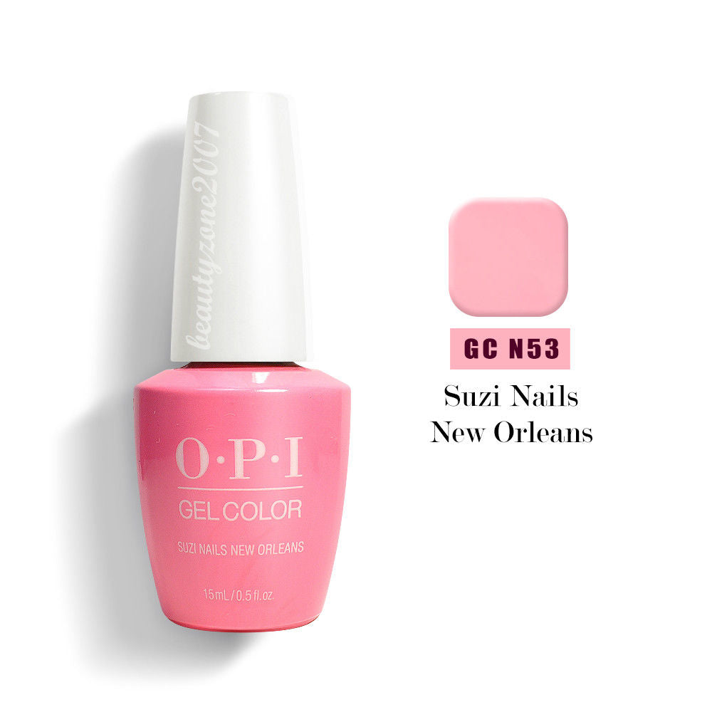 opi suzi gel nails new orleans