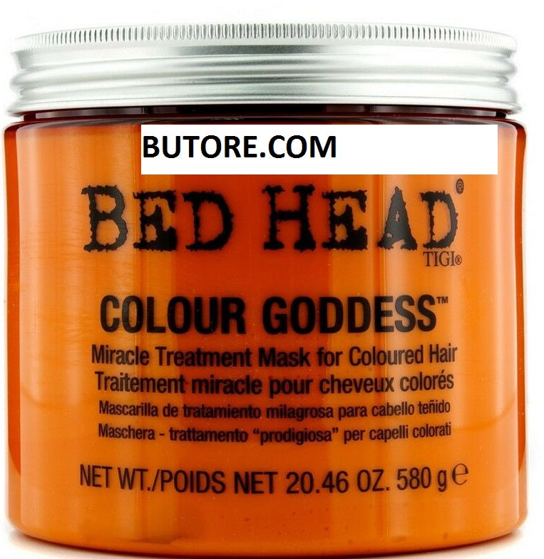 Colour Goddess Miracle Treatment Mask for Colored Hair 20.46 oz.