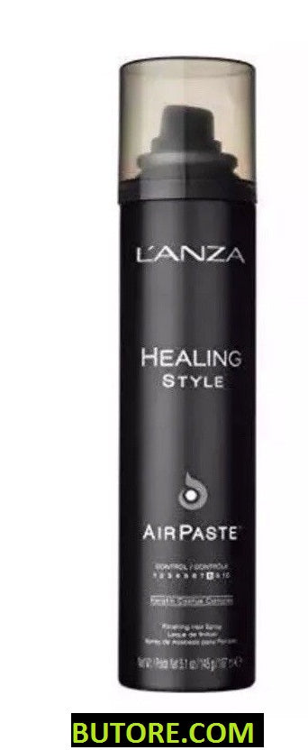 LANZA HEALING STYLE AIRPASTE FINISHING Control Finishing HAIR SPRAY - 5.1 OZ
