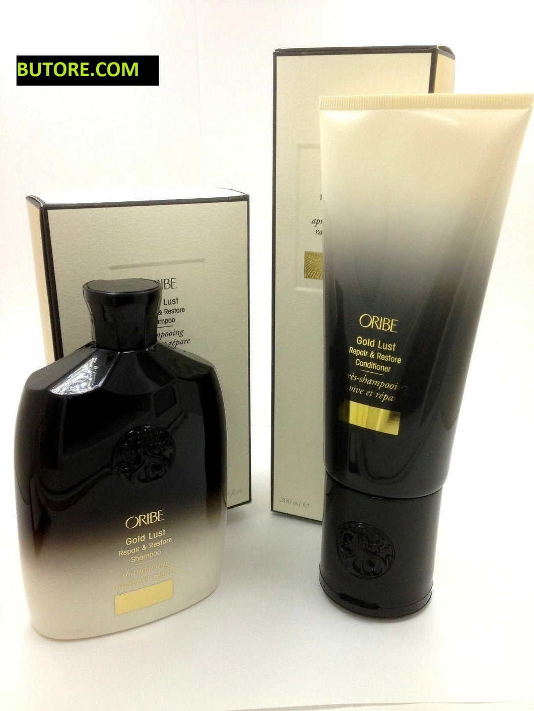 Oribe Gold Lust Repair & Restore Shampoo & Conditioner 2 piece