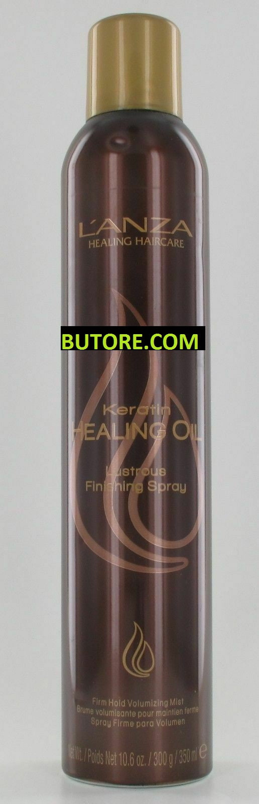 Lanza Keratin Healing Oil Lustrous Finishing 10.6oz
