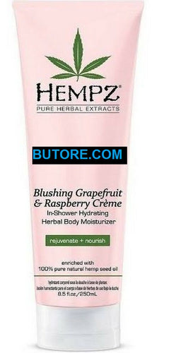 In-Shower Grapefruit & Raspberry Hydrating 8.5 oz