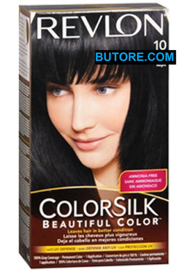ColorSilk Beautiful Color, 10 Black