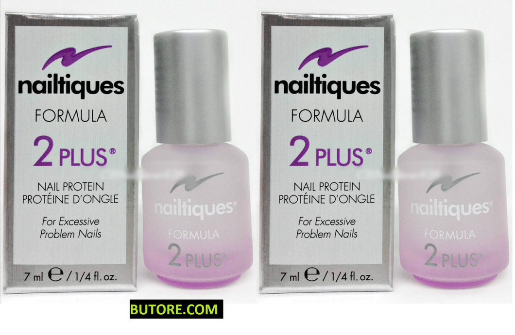 Nailtiques Formula 2 Plus Protein 0.25oz - Pack of 2