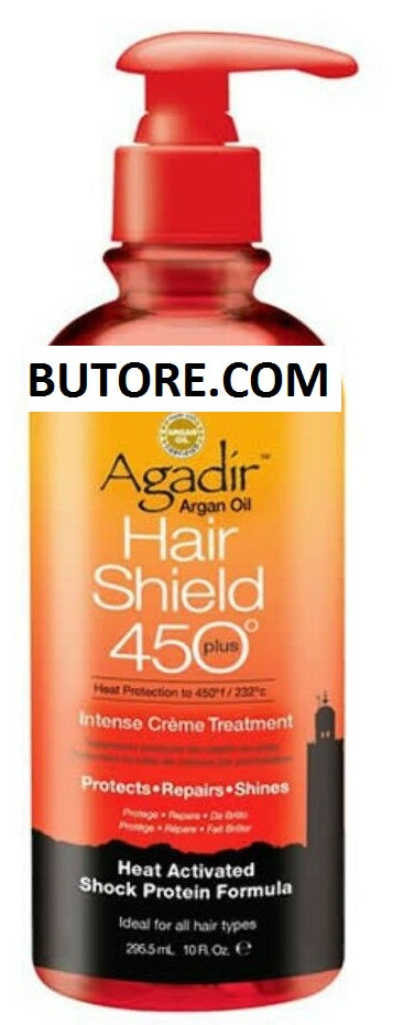 Agadir Hair Shield 450 Plus Intense Creme Treatment 10oz