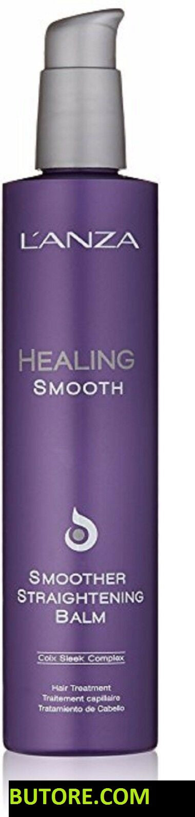 Lanza Healing Smooth Smoother Straightening Balm 8.5 oz