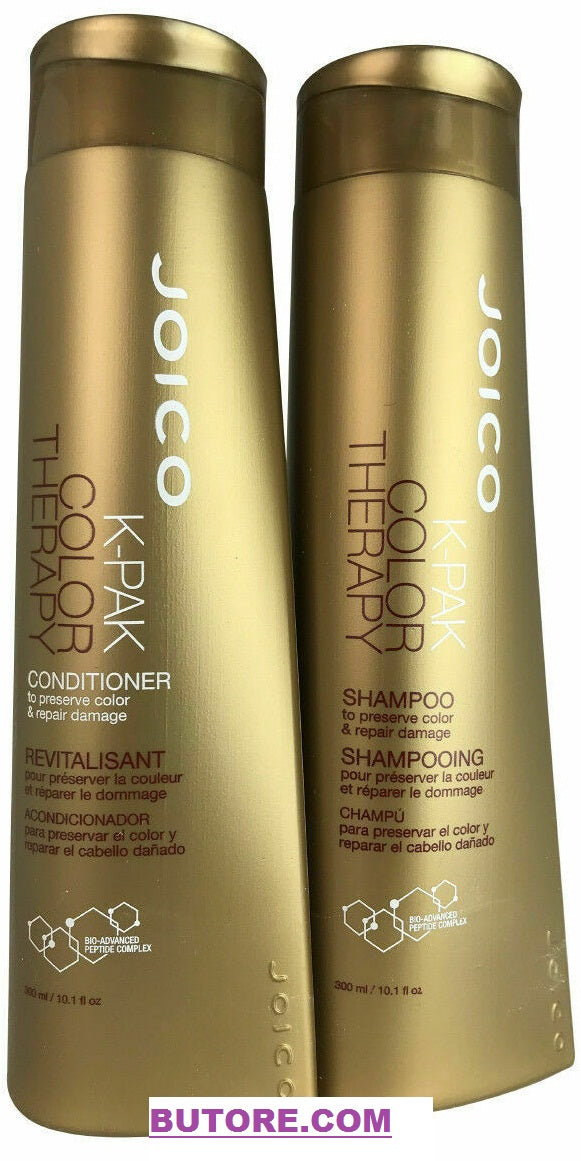 Shampoo and Conditioner Duo 10.1 oz