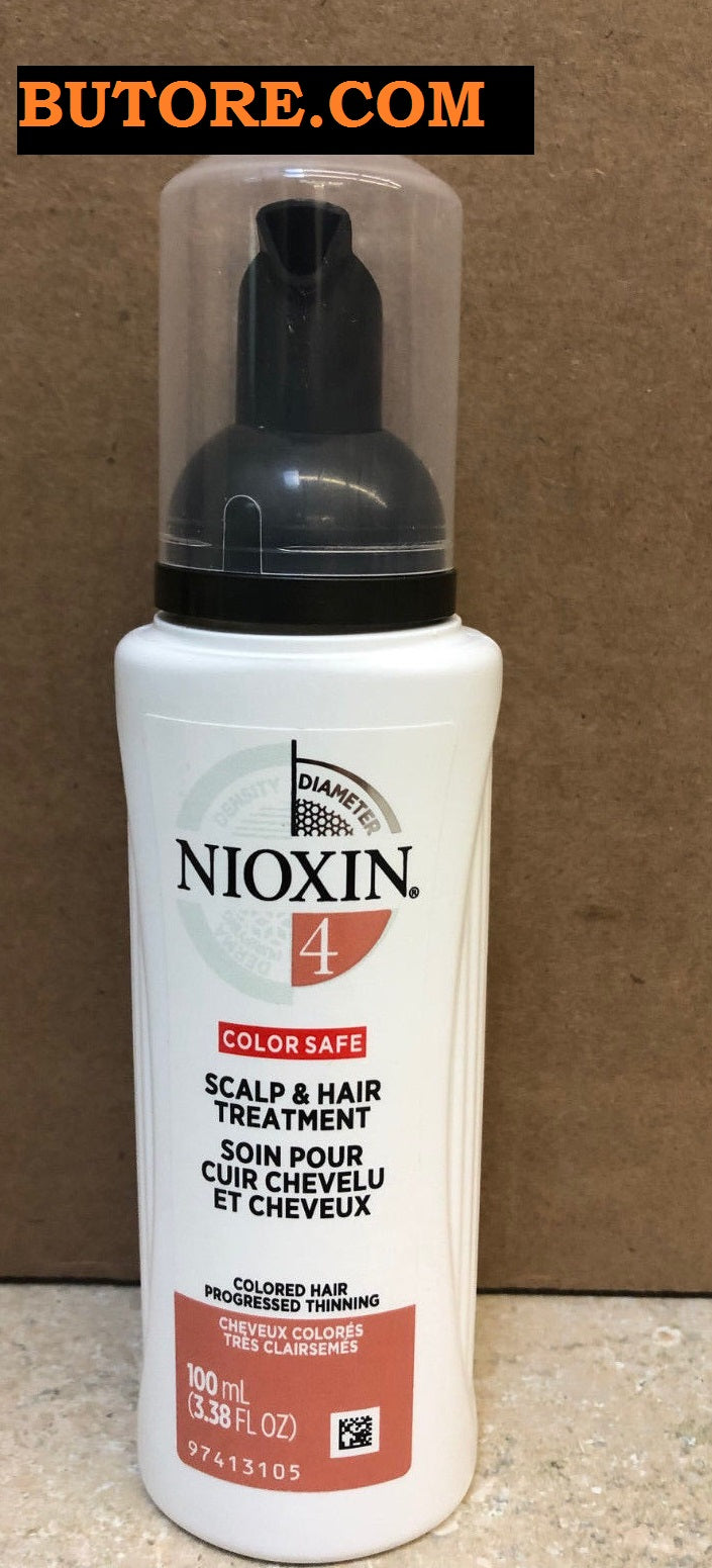 NIOXIN  System 4 Scalp & Hair Treatment, 3.38 Oz