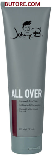 Johnny B All Over Energizing Shampoo & Body Wash 6.7 OZ
