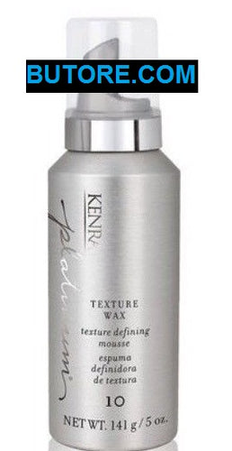 exture Wax #10-Defining Mousse -5oz