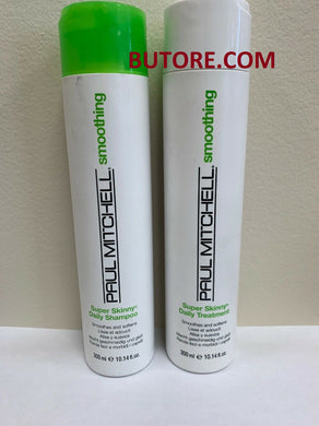 Paul Mitchell Super Skinny Shampoo & Conditioner 10.14oz