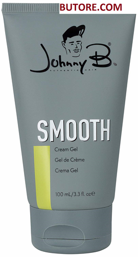 Johnny B Smooth Styling Cream | Half Gel Half Mousse 3.3 oz