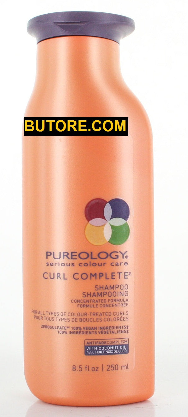 Pureology Curl Complete Shampoo 8.5oz/250ml