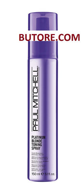 Paul Mitchell Platinum Blonde Toning Spray 5.1oz