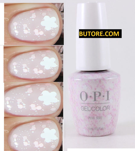 OPI Petal Soft 15mL / .5oz.