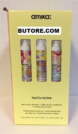 Text(ure) Texture Me Kit - Dry Shampoo, Dry Conditioner, & Texture Spray