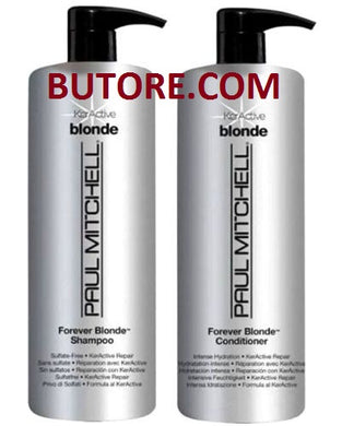 Paul Mitchell Forever Blonde Shampoo & Conditioner Tween Duo 24 fl oz