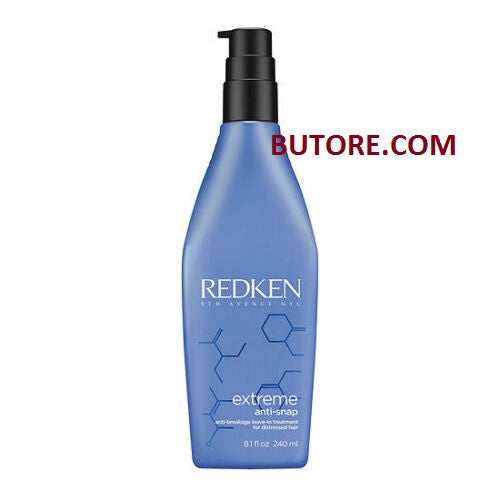 REDKEN Extreme Anti Snap Leave In Treatment 8.1 oz