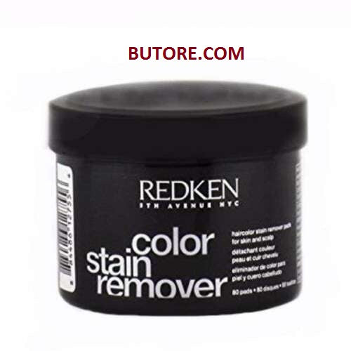 Redken Hair Color Stain Remover Pads - 80ct. - For Skin & Scalp