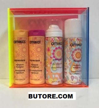 Normcore Signature Shampoo, Conditioner, Dry Shampoo, & Hairspray Mini Kit