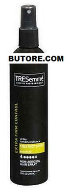 TRESemmé TRES Two Non Aerosol Hair Spray Extra Hold 10 oz(Pack of 2)