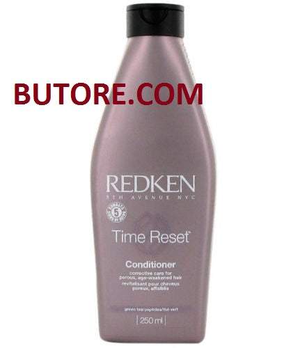 Redken Time Reset Conditioner for Age weakened Hair 8.5 oz