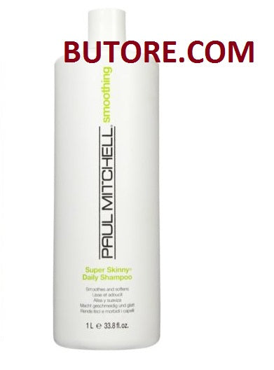 PAUL MITCHELL SMOOTHING SUPER SKINNY DAILY SHAMPOO Salon Fresh 33.8 oz