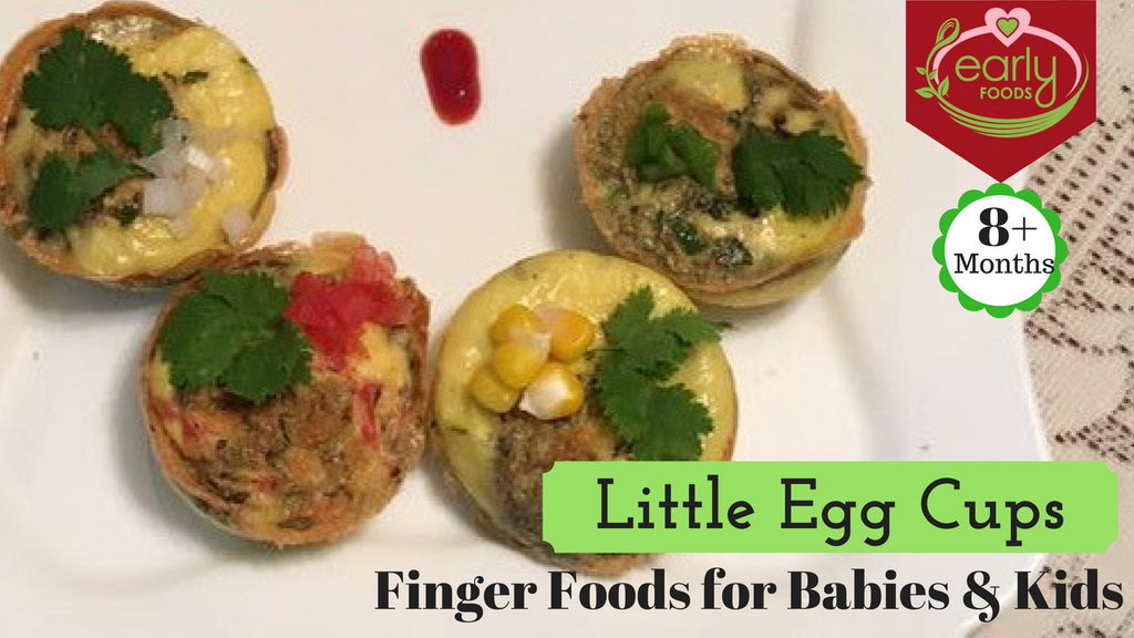 Little Egg Muffins With Veggies & Herbs