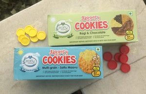 LittleFoodDiary 4.5/5 Rating for Early Foods Jaggery Cookies for Kids