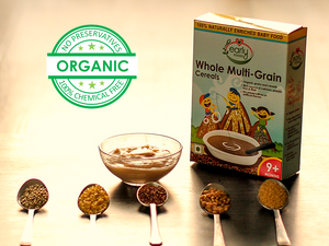 Early Foods - Organic Baby Foods Product Review by Yamini