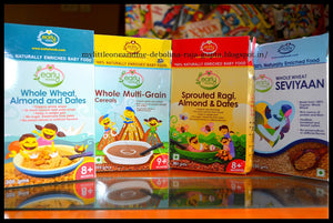 Early Foods Range Of Organic Baby Foods : Product Review And Talk by Debolina