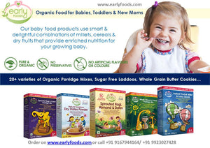 Organic Home Made Baby Foods - Early Foods Product Review