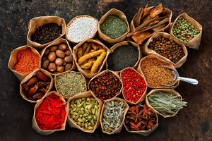 20 Indian Herbs & Spices for Flavoring Baby Foods