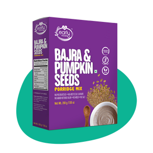 Bajra and Pumpkin Seeds Porridge Mix 200g
