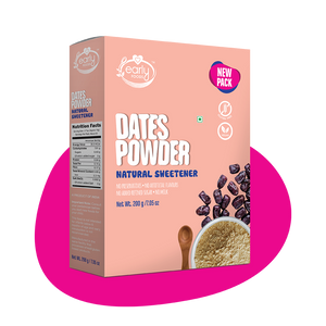 Dry Dates Powder - Natural Sweetener, 200g