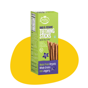 Ragi & Sesame Jaggery Teething Sticks 150g