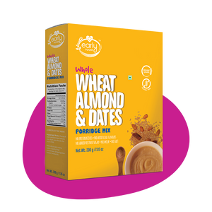 Whole Wheat, Almond & Dates 200G