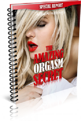 The Amazing Orgasm Secret