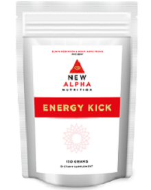 Energy Kick Formula Herbal Blend, 150g, 10:1 Extract Powder