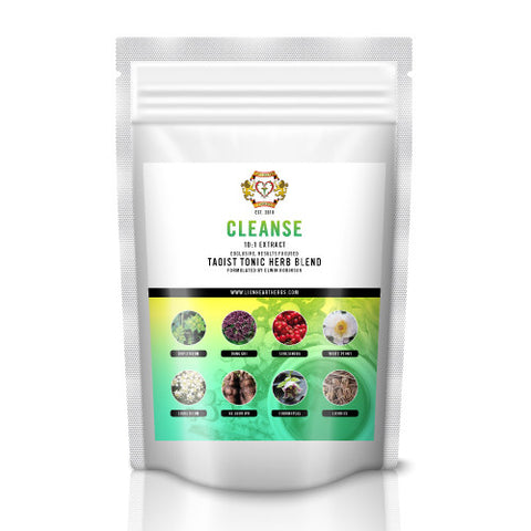 Cleanse Instant Herbal Tea Blend, 100g, 10:1 Extract, 50 day supply