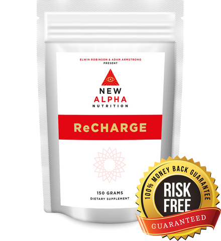 ReCharge Formula Herbal Blend, 150g, 10:1 Extract Powder