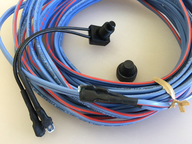 Waterproof Switch & Wire