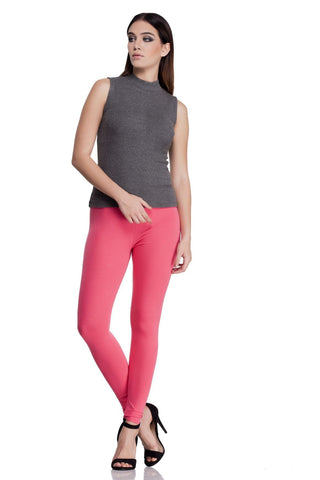 Pink Spandex Leggings