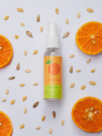 Mandarin Hand Mist Spray