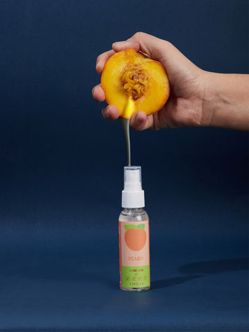 Peach Hand Mist Spray
