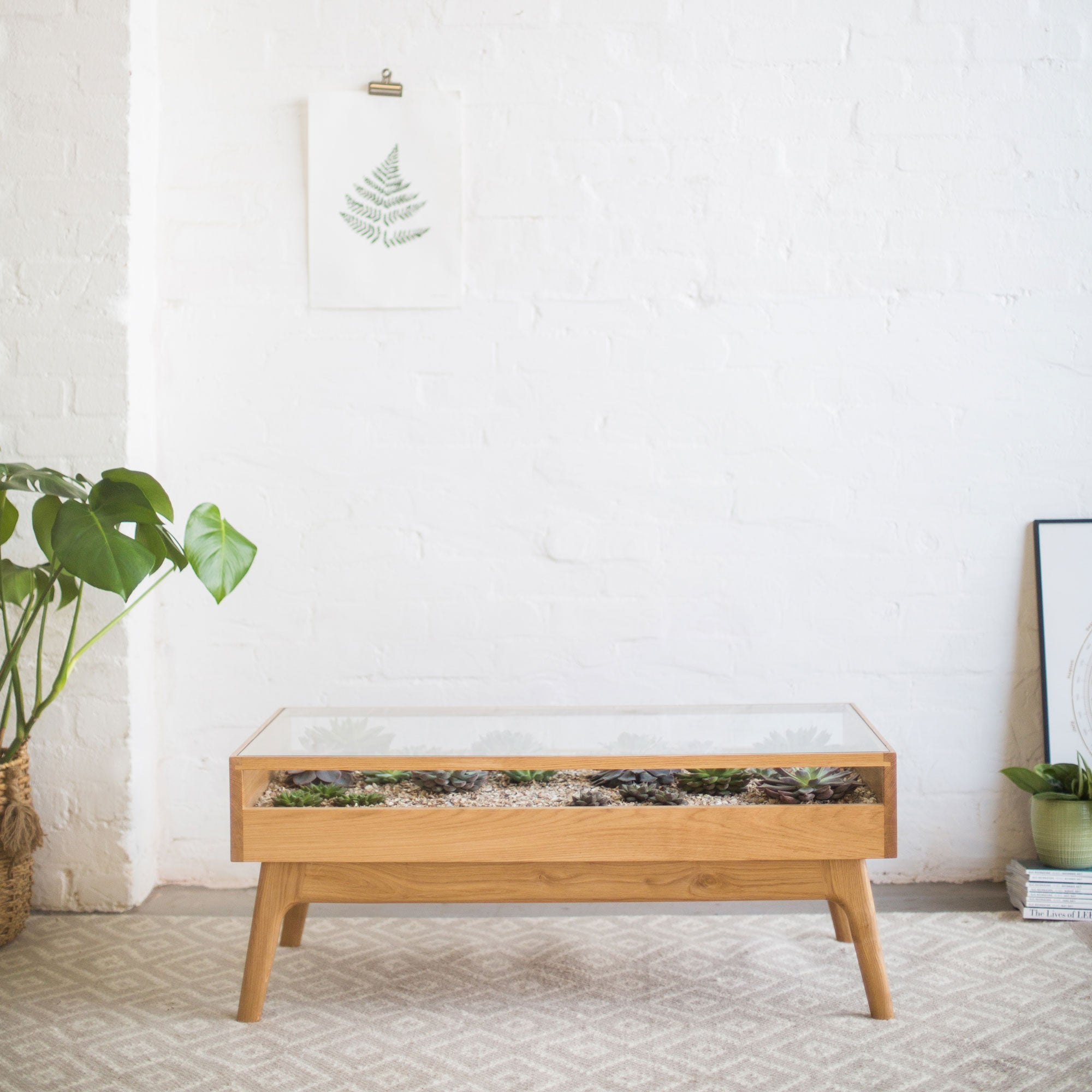 - Terrarium Table - Nick James Design