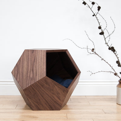 Cat Cave - Geometric Coffee Table