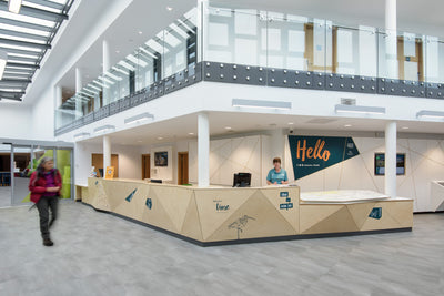 The Sill Reception Desk